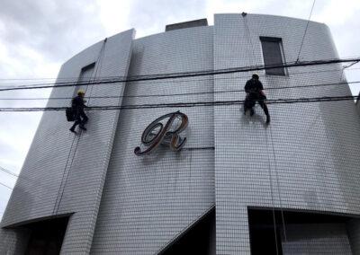 滋賀県 某商業ビル